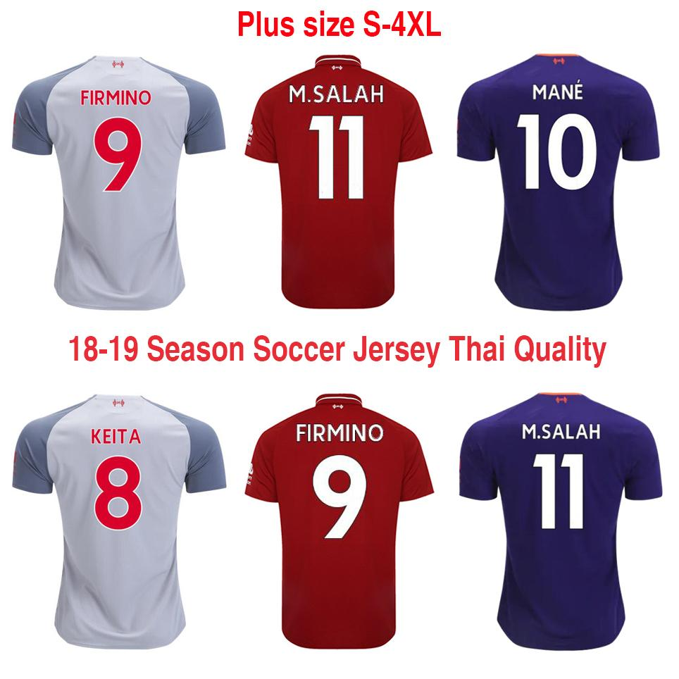 2018 19 Top Thai Best Quality Home Away Third Men Soccer Jersey Male ... 5784ac149