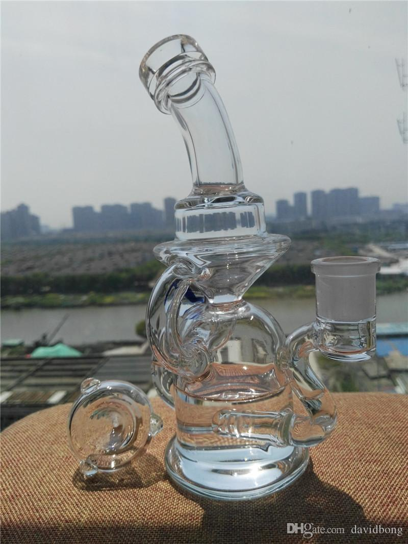 b62b9adb1a91 2019 Thick Klein Dab Rigs Glass Water Pipes Wax Smoking Pipes Hookahs 2  Function Oil Burners 14 Mm Dry Herb Bowl Fab Egg Bubbler From Davidbong, ...
