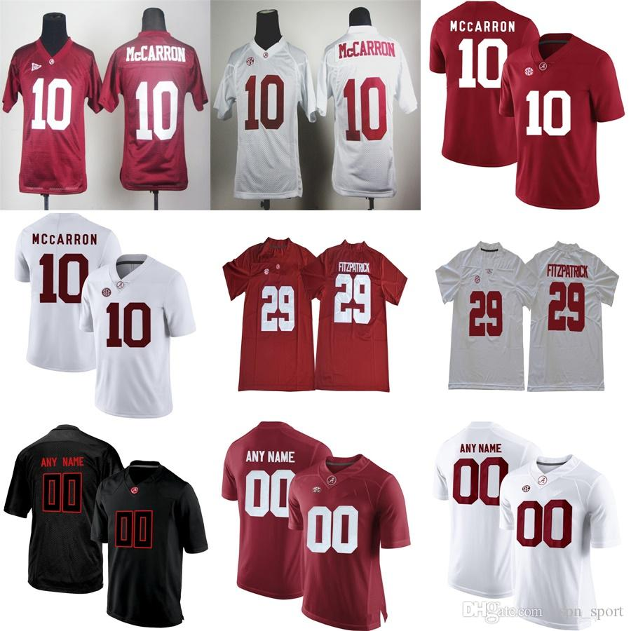 067d05bb7 2019 Youth Alabama Crimson Tide 2 Jalen Hurts 3 Ridley 9 Bo Scarbrough Kids  Mens Womens Black Gray Red White College Football Limited Jerseys From ...