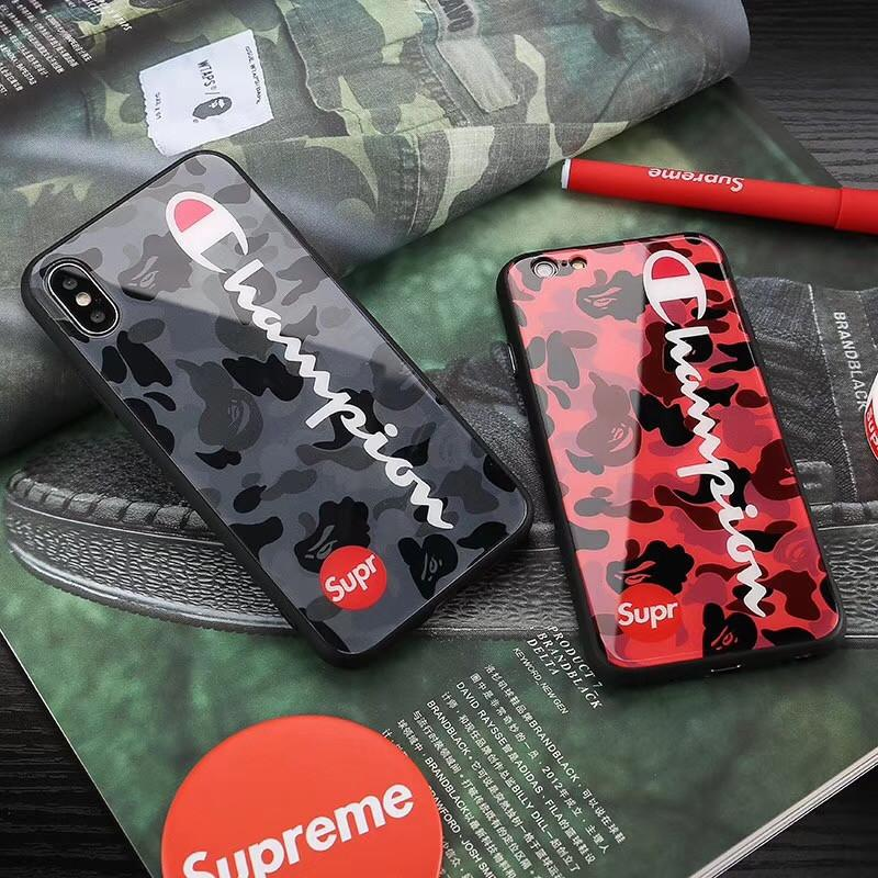 sports shoes 91512 ff02f Wholesale Men Women New Designer Phone Case for IPhone X 6/6S 6plus 7/8  7plus/8plus High Street Style Hip Hop Brand Case Cover Phone Case