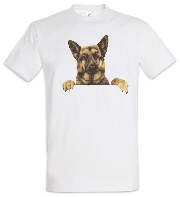 b223000c German Shepherd T Shirt Dog Dogs Lover Dawg Deutscher Schäferhund Addicted 2018  Funny Tee 100% Cotton Cool Cute T Shirts Man Cool T Shirts Designs Make T  ...