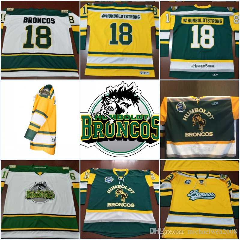 2019 Men Humboldt Jerseys Tyler MacPherson BRONCOS 20 Broncos Humboldt 3  LABELLE High Quality Custom Any Name Or Number HOCKEY Jersey From  Michaelwen2008 e597bb3cd