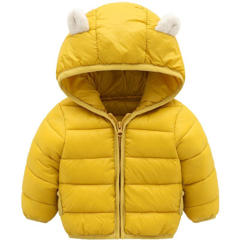 6bc78c4d169f New Girls Winter Jackets Boys Cartoon Style Girl Fashion Outerwear ...