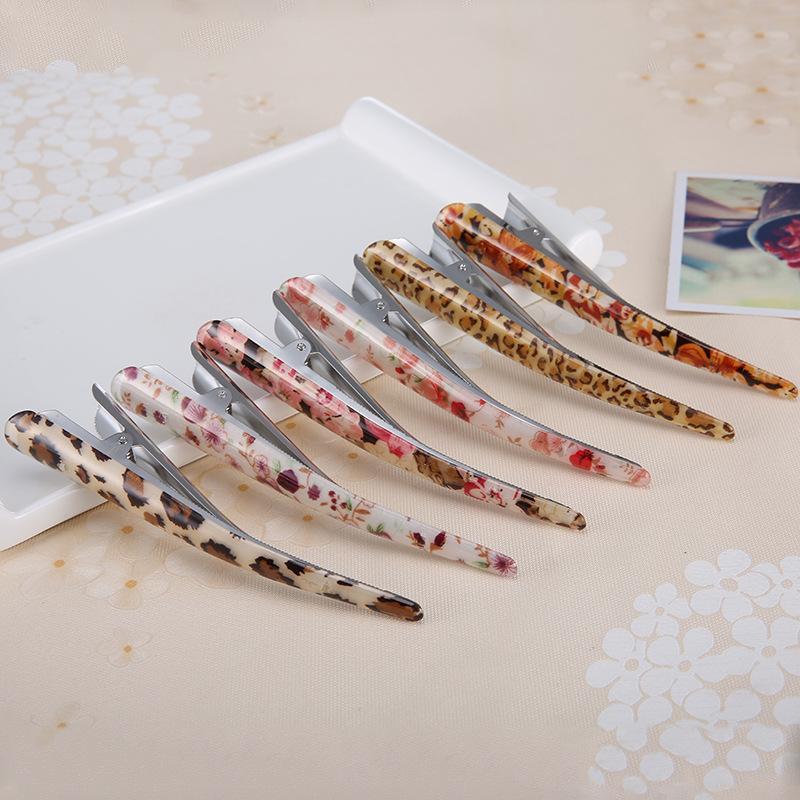 / bella annata duckbill clip di capelli artigli le donne barrettes copricapo moda capelli pin morsetto accessori copricapo