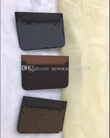 b6afc5850ecc Selling 2018 New Men Women Card Package Fashion Brand Credit Card Holder  High Quality Wallet Bags Hand Bag Purse H02 Wallets Women Italian Leather  Wallet ...