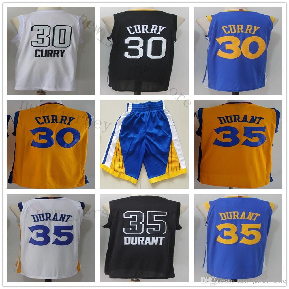 ce58c40dbfa College Yellow City Edition  35 Kevin Durant Jersey Mens Women Youth ...