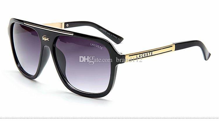 7a8b39e65958 2018 Crocodil High Quality Brand Sun Glasses Mens Fashion Evidence Sunglasses  Designer Eyewear For Mens Womens Sun Glasses New Glasses 2501 Sunglasses ...
