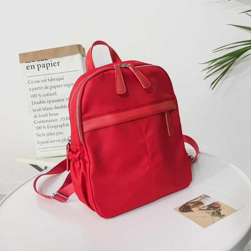 2018 Fashion Oxford Women Backpack School Bags For Teenager Girls