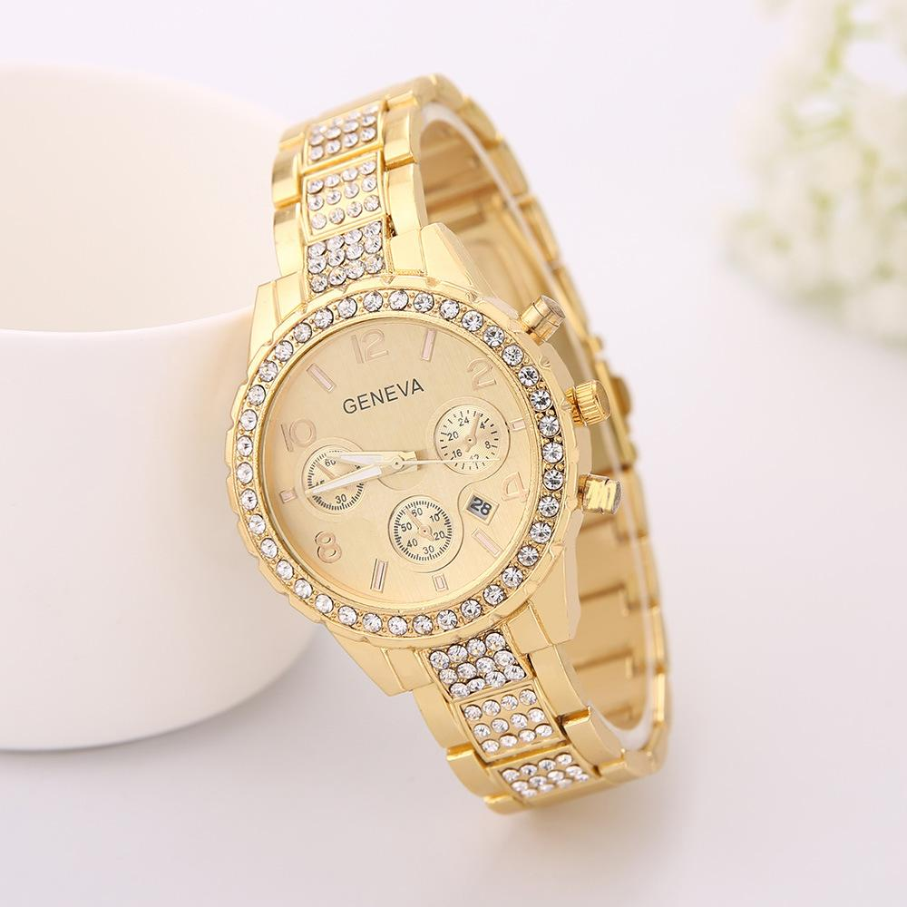 Купить золотые часы девушке купить датские часы skagen