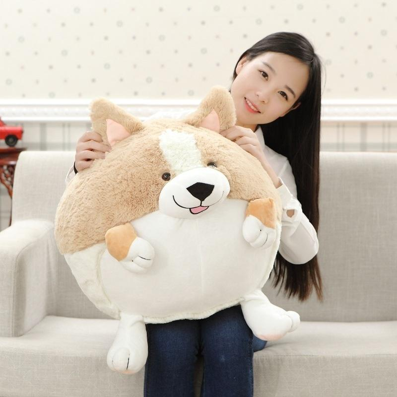 Ball Pillow Creative Female Birthday Child Gift Doll Toy Plush Dog Hand Puppet Set Folkmanis Finger Puppets From Xiuyi05 1038
