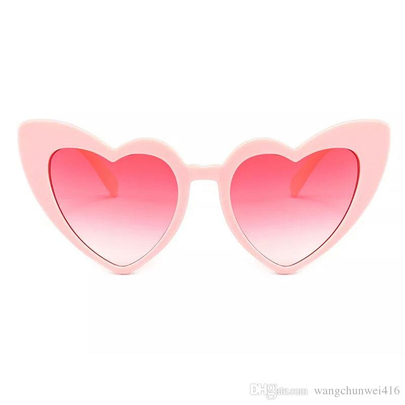0d5ff72a78 Fashionable Heart Sunglasses for Women Unique Cat Eye Sunglasses Black Pink  Red Heart Shape Sun Glasses for Women Uv400 Heart Sunglasses for Women Cat  Eye ...