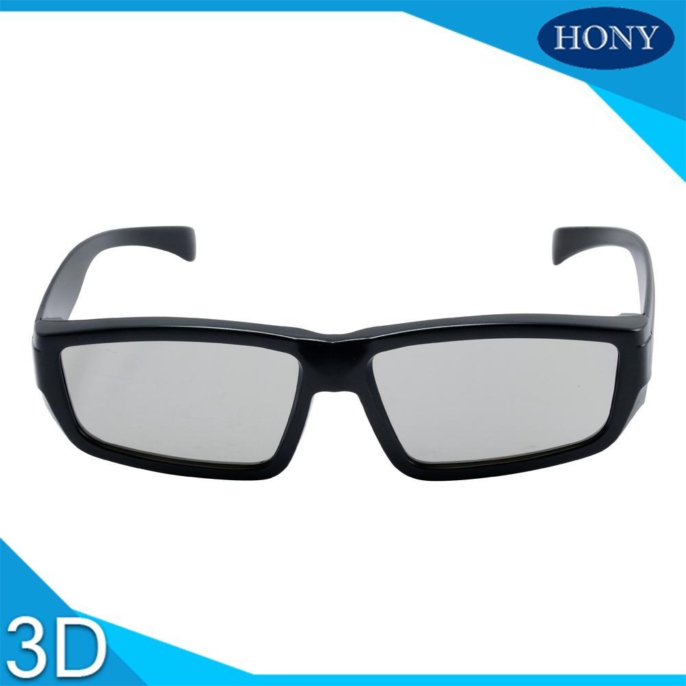 986688da902 45 135 0 90 Degree Linear 3D Polarized Glasses Plastic For Imax Cinemas  Movies