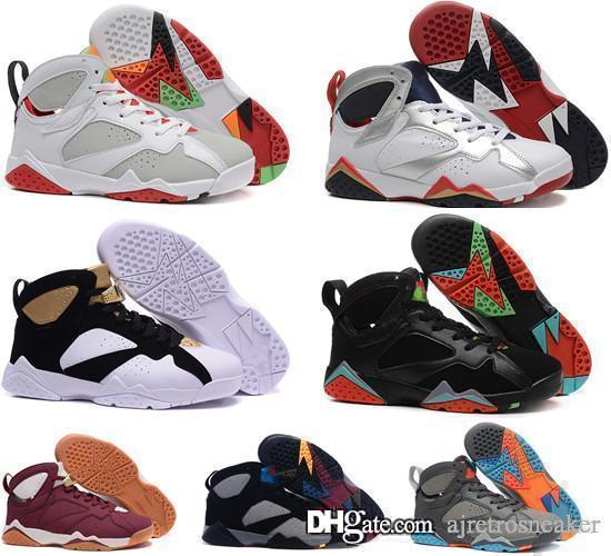 buy cheap 100% guaranteed Cheap new 7s 7 Hare University Blue French Blue GMP Raptor women basketball shoes Bordeaux Olympic Tinker Alternate 1:1 sneakers cheapest price sale online Me2QQR
