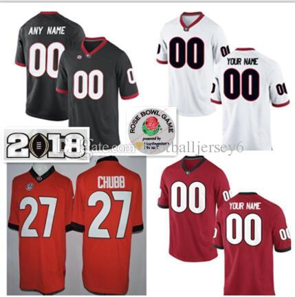 custom georgia football jersey