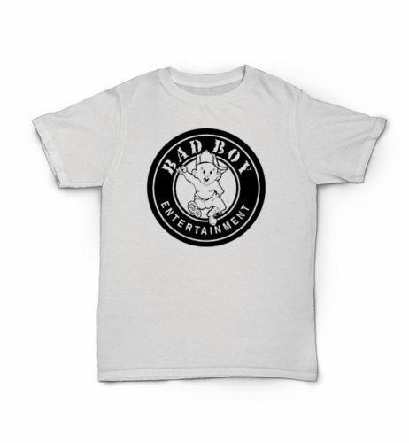 d730e1a1 Bad Boy Records T Shirt Hip Hop Puffy Notorious BIG Puff Daddy Ma$e Lil Kim  NYC Mens 2018 Fashion Brand T Shirt O Neck 100%cotton T Shirt Awesome Tee  Shirt ...