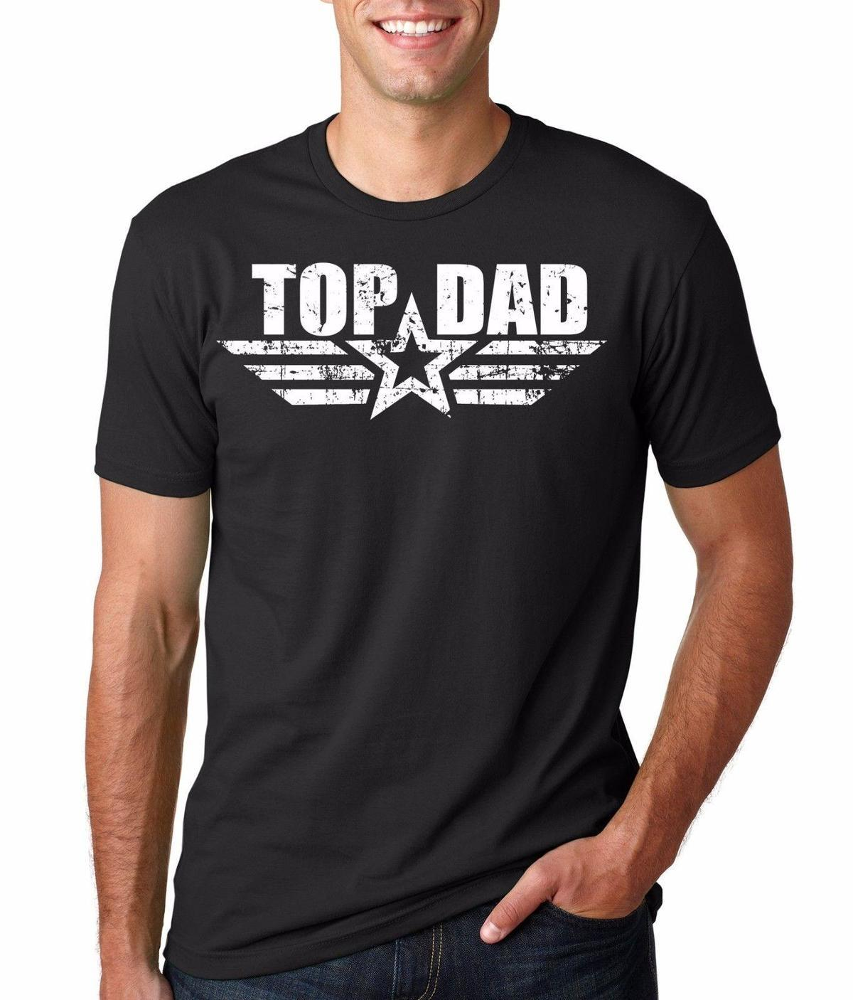TOP DAD Gift For Father Daddy Birthday Best Dad T Shirt Online Shopping Tee Shirts Crazy Men From Liguo0047 1187