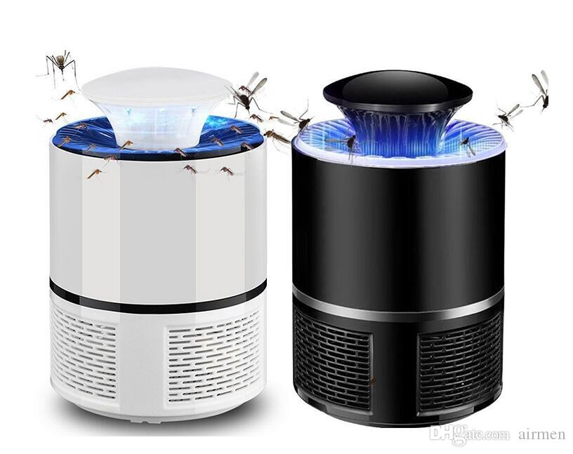 2019 Mosquito Killer Lightlamps Led Usb Anti Fly Electric Mosquito
