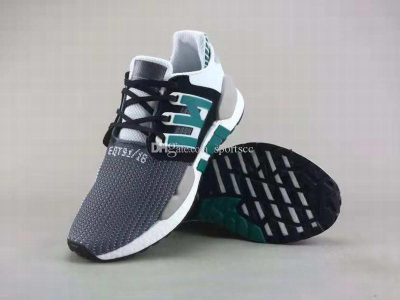 83a050231 EQT Support 91 18 Sneakers Men Women White Blue Black Red 9118 Running Shoes  East Bay Shoes Shop Shoes From Sportscc
