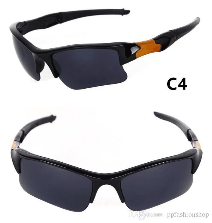 New Men'S Bicycle Glass Sun Glasses Sports Goggles Driving Sunglasses Cycling Good Quality
