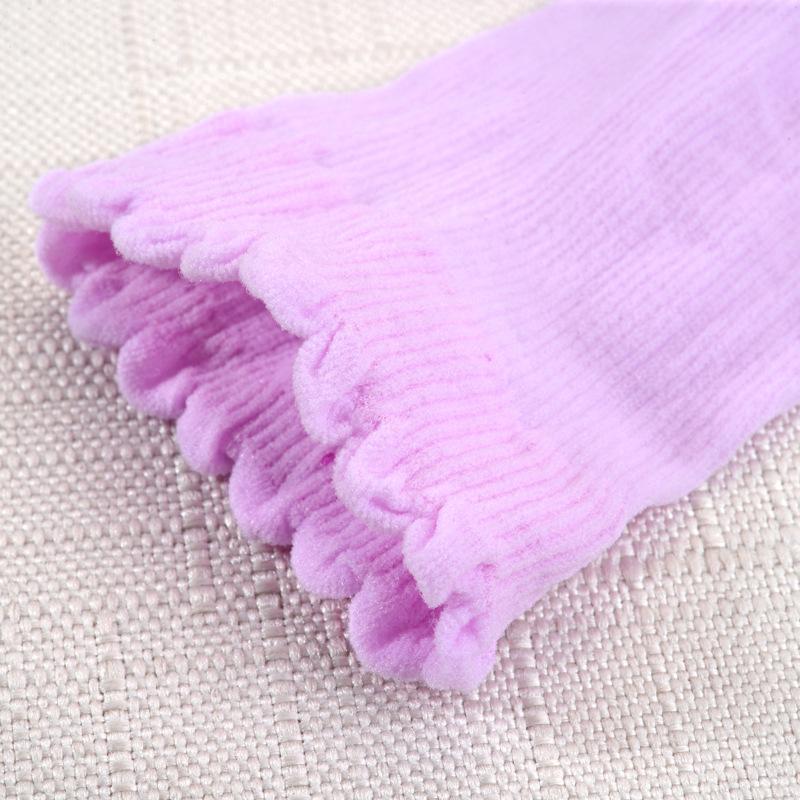 2018 verano invierno temporada niños algodón suave calcetines bebé recién llegado