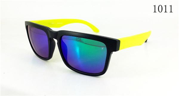 2018 Marka Tasarımcısı Dedektif Ken Kask Güneş Gözlüğü Moda Spor Güneş Gözlüğü 17 Renk Nötr Gözlük 60 ADET