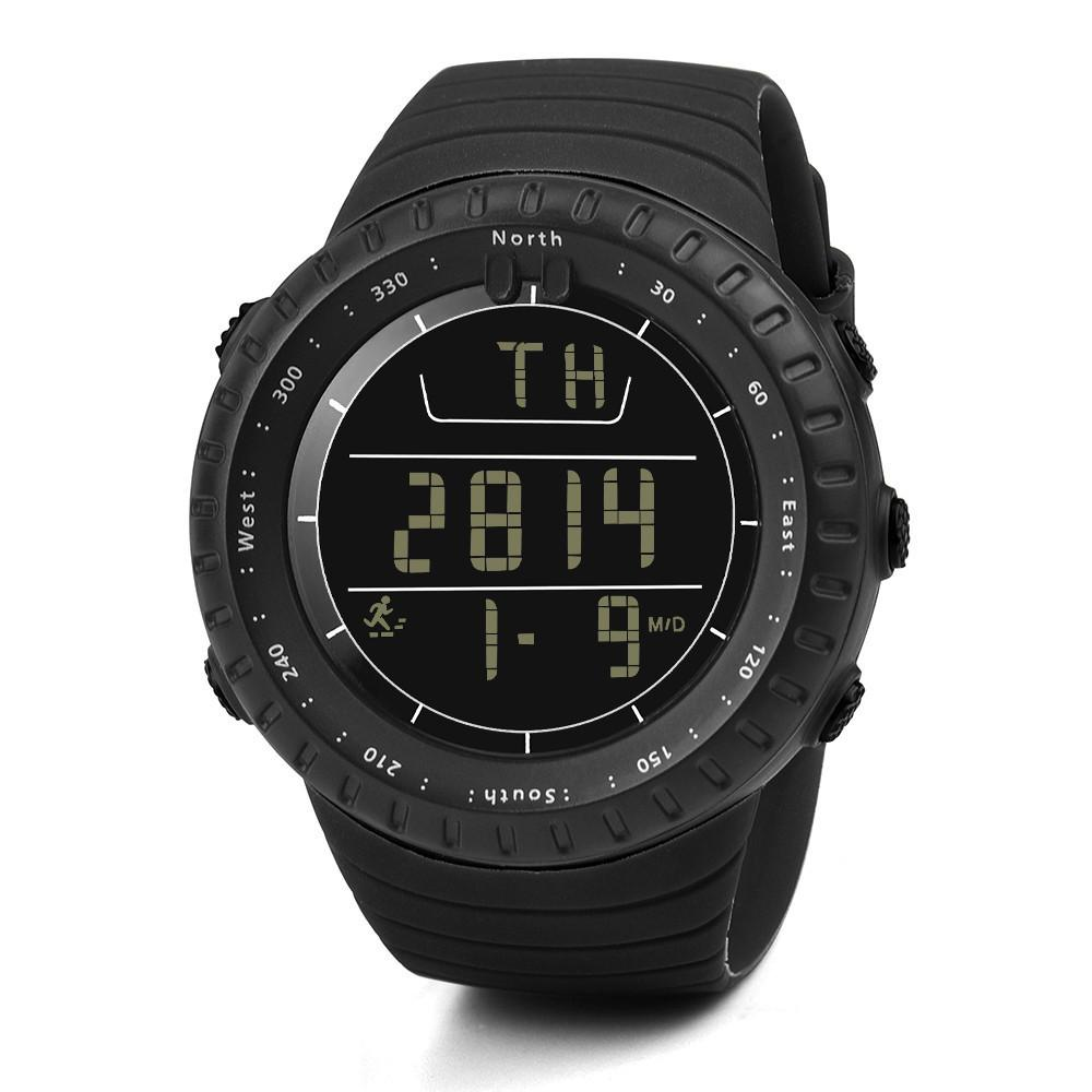 4ef8f2d1a6a LCD Walking Distance Sports Men Watches Run Step Bracelet Pedometer Calorie  Counter Digital Wrist Watch Relogio Masculino Saat Automatic Watch Digital  Watch ...