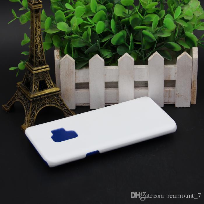 Bolsa de sublimação 3D de plástico EM Branco Para Samsung J7 Mais Cobertura Em Branco de Matte Para Samsung J7 MAX J7 PRIME