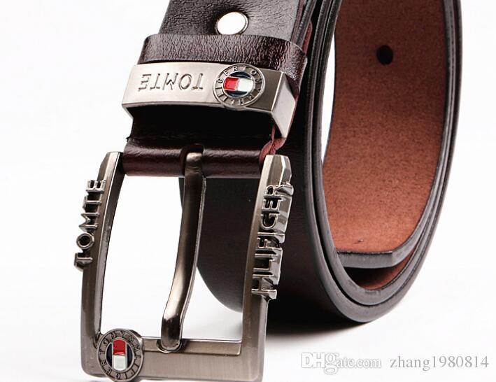 5cd9be4affb4 Hommes D Affaires Style Ceinture Designer Bracelet En Cuir Mâle Ceinture  Automatique Boucle Ceintures Pour Hommes Top Qualité Ce.