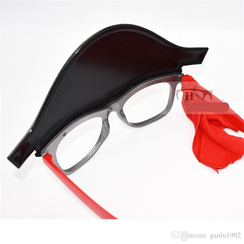 Funny Glasses Cartoon Character Design Cosplay Mask Unisex Fashion Eyeglasses Dancing Party And Masquerade Props 9sf Z