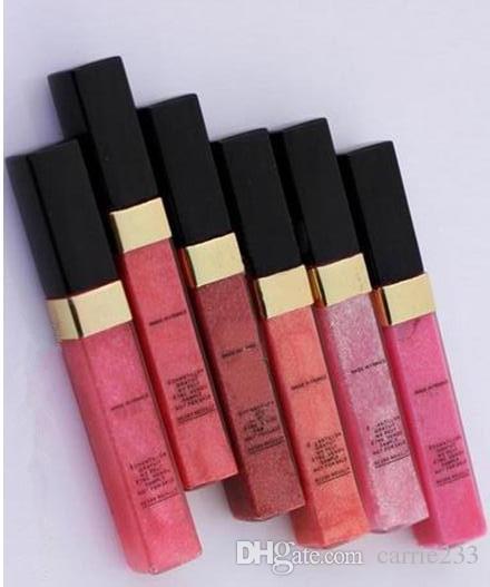 Großhandel Neue Marke Make Up Lipgloss 6 Verschiedene Farbe Lipgloss ...