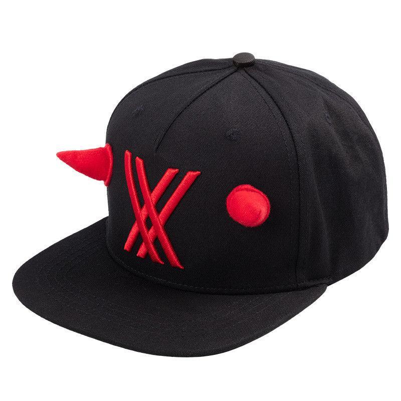 colori delicati vari stili sconto più votato Anime DARLING in FRANXX Strelizia 02 ZERO DUE cappelli da baseball per  cappellini da cosplay