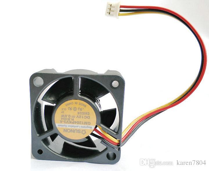 SUNON 4020 KDE1204PKB1 12V 1.1W Ventilador de refrigeración GM1204PKV3-A