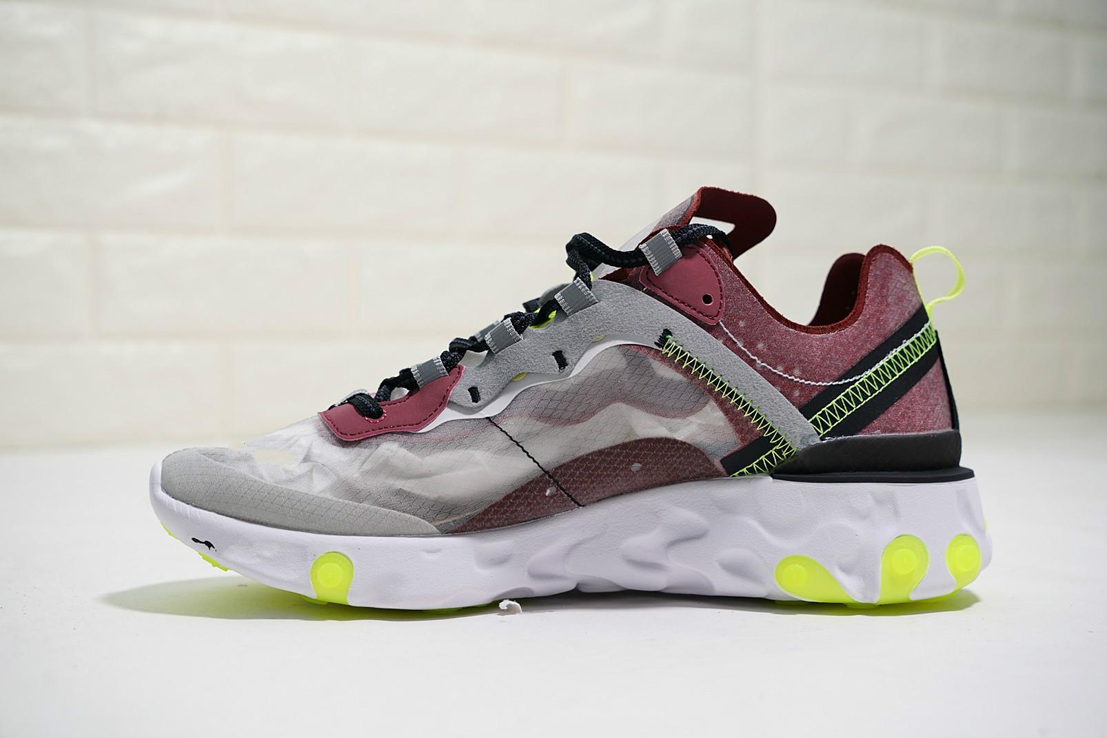 6a8fcb7140d79 2019 Hot Sale Upcoming React Element 87 UNDERCOVER Mens Designer ...
