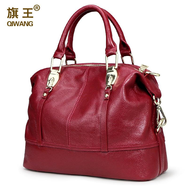 QIWANG Women Practical Bag Handbags Designer Roomy Bag Organized Women  Leather Handbags Functional Beautiful Purse Cheap Purses Handbags For Women  From ... 40a825d14ab29