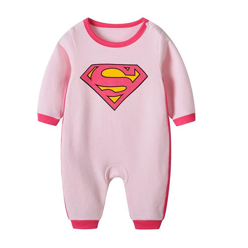 ef363a2254668 Acheter Nouveau Né Bébé Garçon Batman Super Man Batman Barboteuse Body  Combinaisons Pour Enfants Coton Infantile Barboteuses Bande Dessinée  Vêtements ...