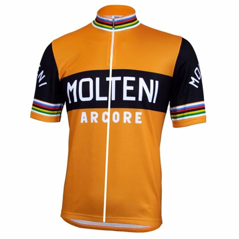 7d8b9f9d7 Molteni 2016 Cycling Clothing Maillot Only Cycling Jersey Mountain Bike  Bicicleta Mtb Ropa Ciclismo Hot Sale Pro Team T Shirts For Women Short  Sleeve Shirts ...