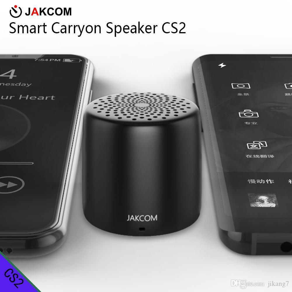 2018 JAKCOM CS2 Smart Carryon Speaker Hot Sale In Bookshelf Speakers Like Tv Car Computer Music From Jikang7 542