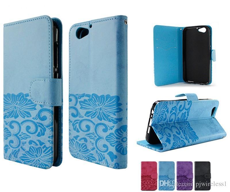super popular b2bbf e3daa Wallet case Leather For LG K8V For LG K8 2018 LG K10 2018 Credit card slot  Filp pouch cover opp bags D