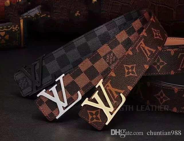 94a866492bc2 NEW ILOUIS Vuitton 1 1 AJ LEATHER BELTS GG MEN LOUIS FASHION BELTS ...