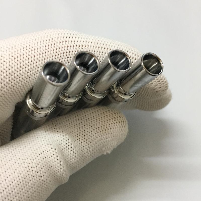 Vaporisateur de réservoir en verre de Pyrex de cartouche de mise à niveau CE3 de bobine en céramique de l'atomiseur H10 avec le flux d'air supérieur du fil 510 sans vapeur énorme énorme compatible d'EGO de fuite