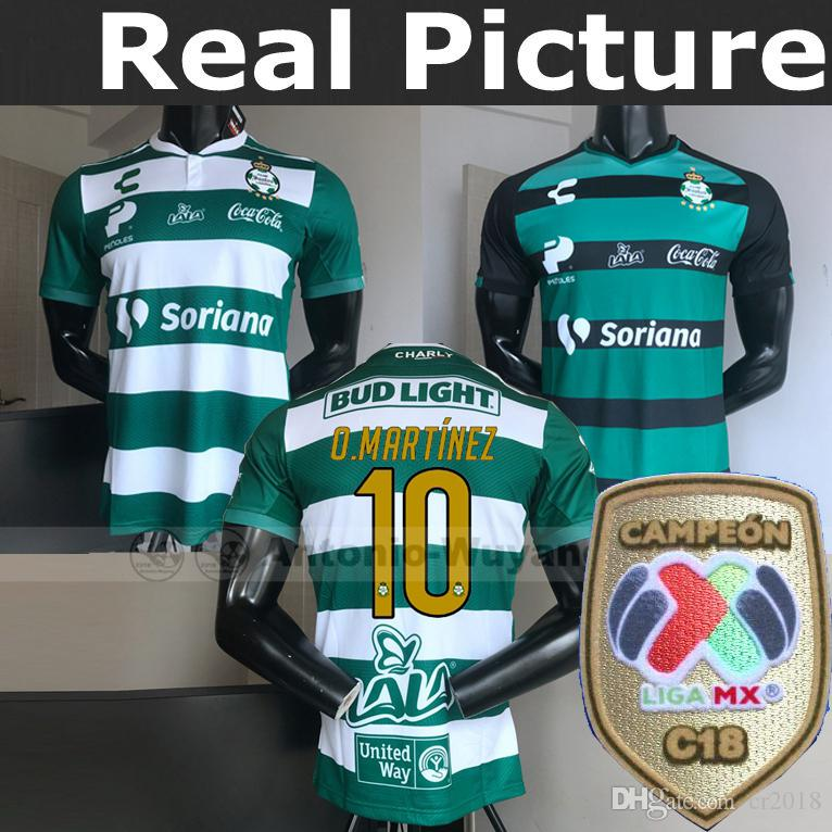 3116d6cfe99 2019 Top Best Quality 2018 SANTOS LAGUNA Jersey 18 19 Home Away O.MARTINEZ  10 J.RODRIGUEZ Adult Football Soccer Jersey Shirts, From Cr2018, $14.93 |  DHgate.