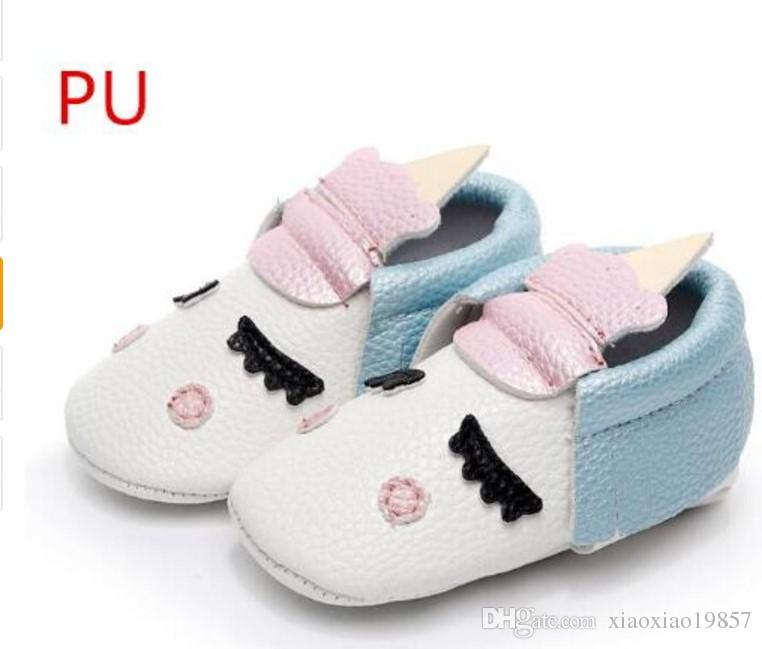 7bc46205a0b49 2019 Hot Sale Personalized Custom Tassel Monogram Unicorn Baby Shoes  Wholesale High Quality Baby Moccasins Kids Moccs Baby Shoes Sandals Fringe  From ...