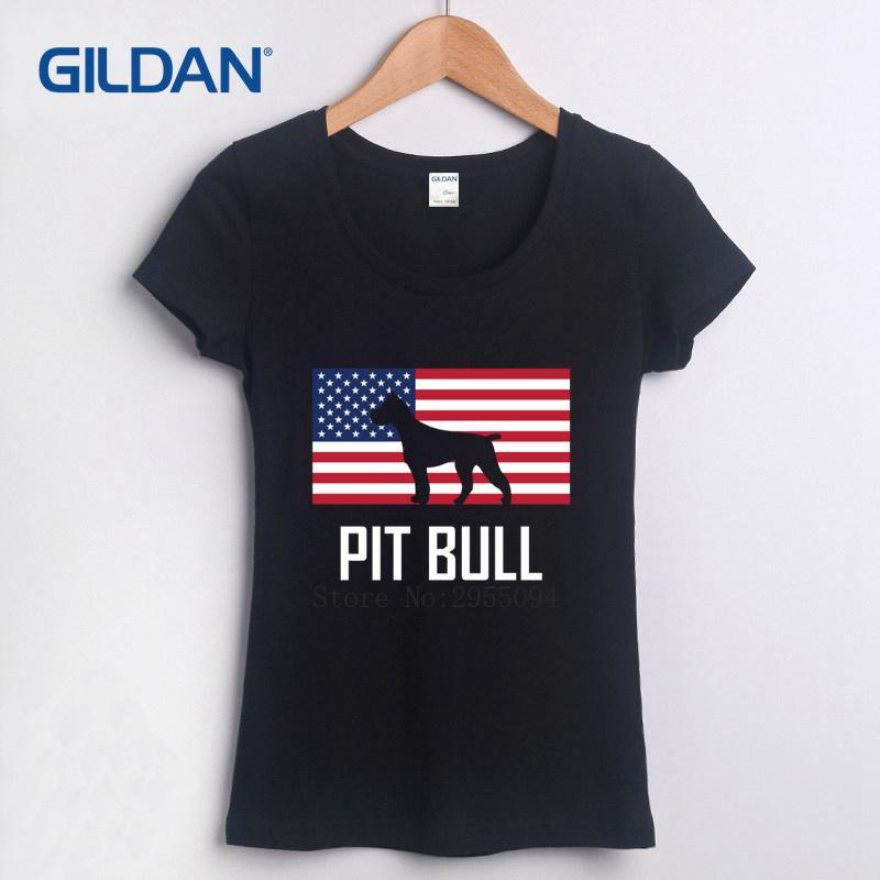 Compre Latests Camiseta Diseños 2018 Pit Bull American Pitbull Standing  Proud Última Camiseta Del Diseñador Última Camiseta En Línea De Punto A   16.59 Del ... e282210bb18c2