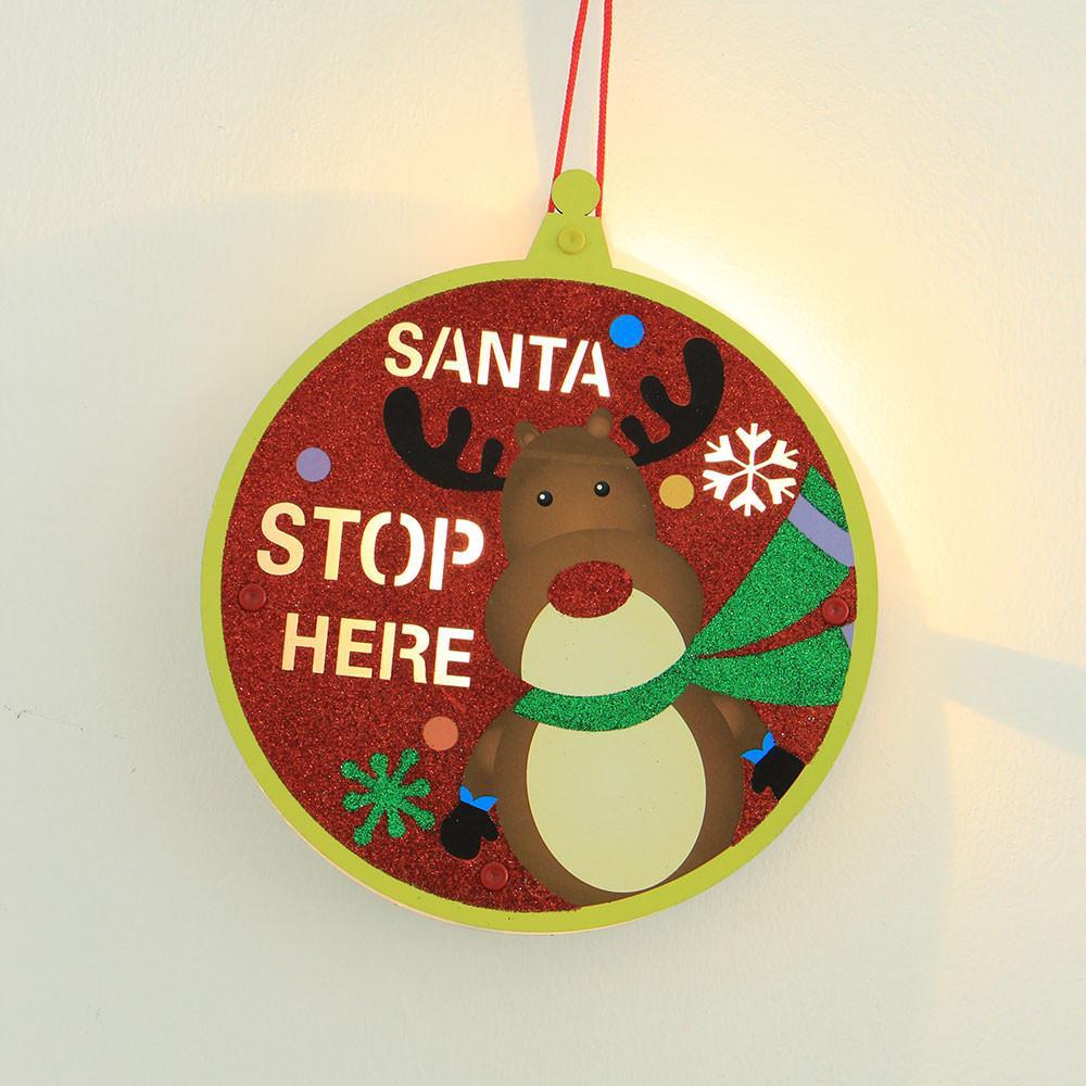 navidad 2018 christmas tree decorations warm white xmas moose led light christmas decorations holiday wedding party home decor christmas home decorations