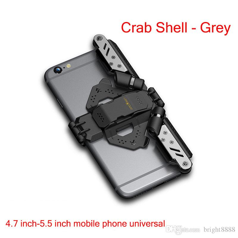 Crabe Coquille Shell King Glory Wilderness Action Poulet Samsung Console de jeu mobile