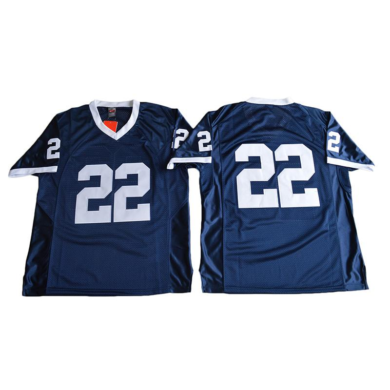 Mens Penn State Nittany Lions John Cappelletti Stitched Name Number  American College Football Jersey Size S-3XL Penn State Nittany Lions Jersey  John ... be4a475b8