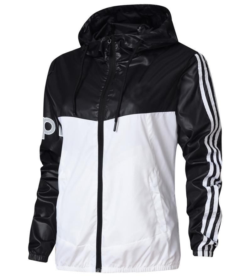 Designer Jackets New Stylish Jackets Fashion Tide Women Jacket Sport  Outdoor Windbreak Coat For Women Sportwear Women Clothing M 2XL Track Jackets  Jackets ... 9bebc624a2