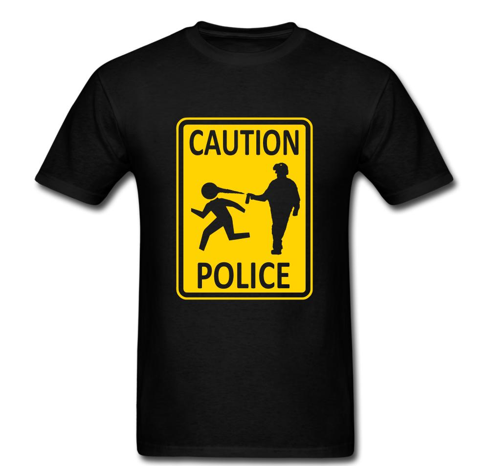 10699b50f Cation Police Warning Run Government Tee T Shirt Long Sleeve Hoodie Tank  Top Raid Shirt T Shirts In A Day From Funnytees45, $11.58  DHgate.Com