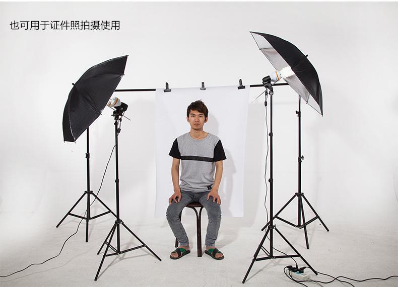 Acquista dhl libera il trasporto w led studio fotografico kit di