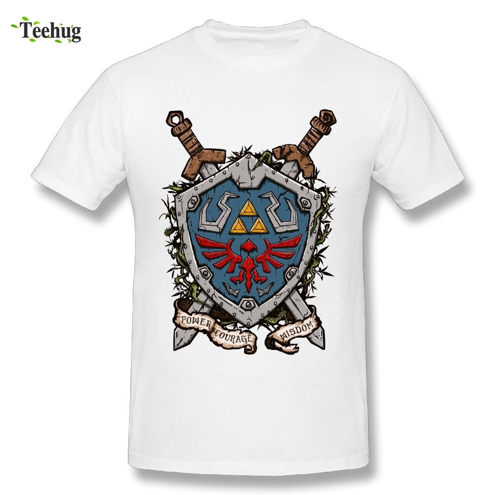 a4f8c768 Graphic Men's The Legend Of Zelda T Shirt Classic Game Skyward Sword Link T  Shirt Fashion Streetwear